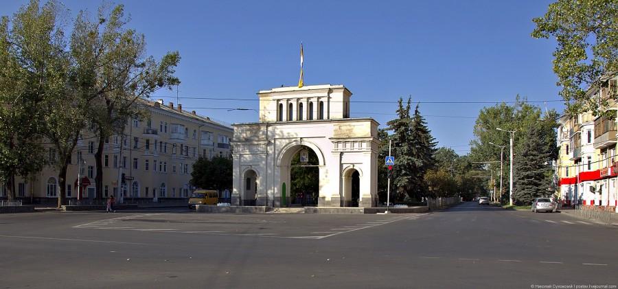 ставрополь тифлисские ворота фото